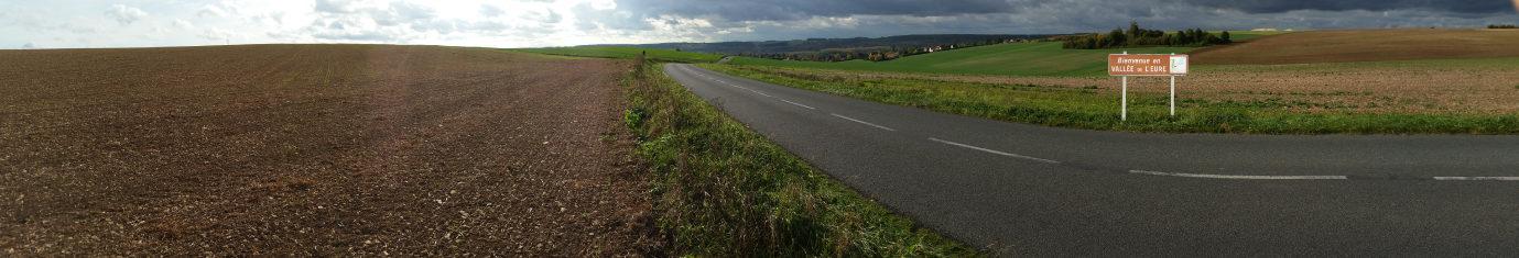 Vallée de l'Eure : une rivière, des territoires
